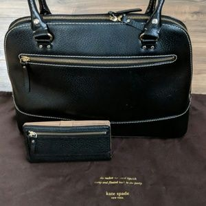 kate spade Bags - Kate Spade purse and matching wallet